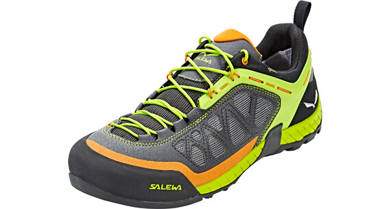 Salewa Firetail 3 GTX Approach Shoes Men Black Out/Dusk